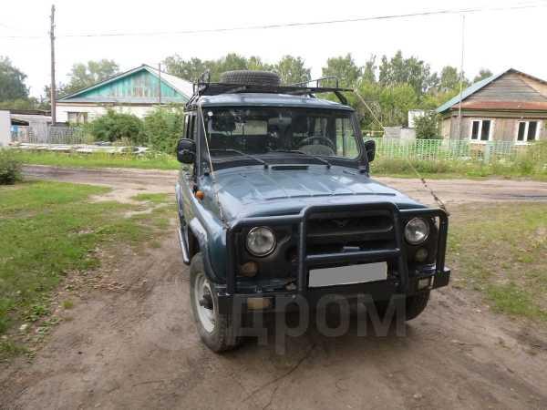 УАЗ Хантер, 2004 год, 158 000 руб.
