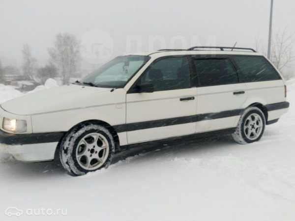 Volkswagen Passat, 1991 год, 83 000 руб.