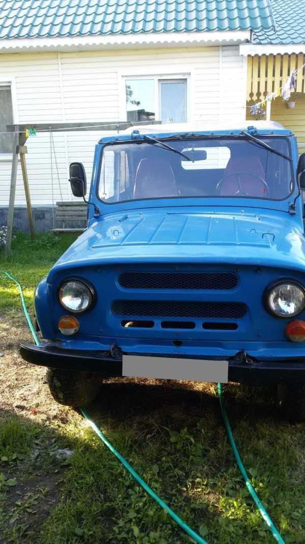 УАЗ 3151, 1993 год, 80 000 руб.