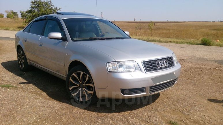Audi A6, 2001 год, 325 000 руб.