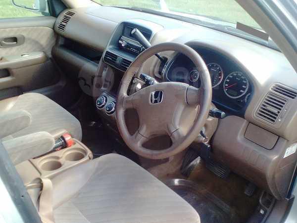 Honda CR-V, 2004 год, 275 000 руб.