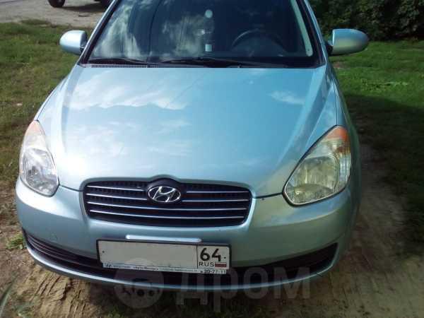 Hyundai Verna, 2007 год, 260 000 руб.
