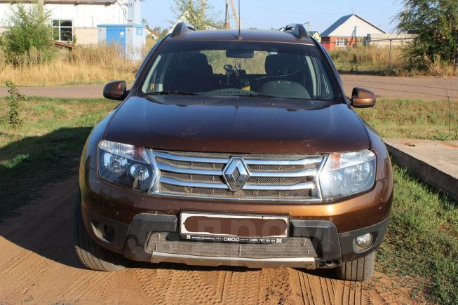 Renault Duster, 2012 год, 380 000 руб.