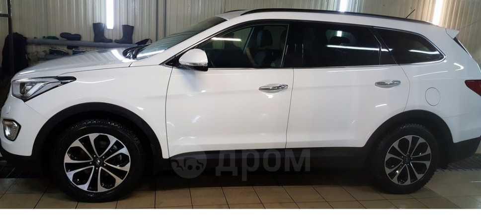 Hyundai Grand Santa Fe, 2014 год, 1 650 000 руб.