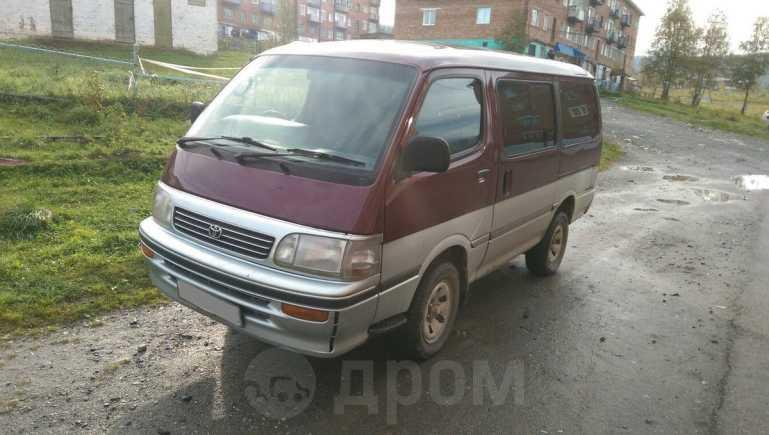 Toyota Hiace, 1993 год, 260 000 руб.