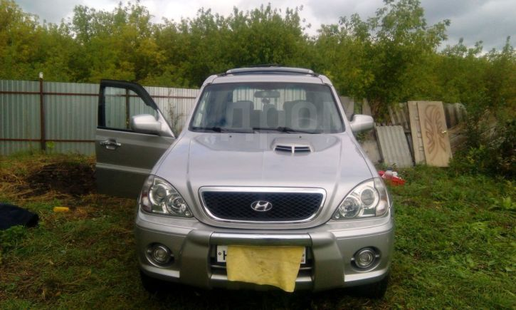 Hyundai Terracan, 2002 год, 350 000 руб.