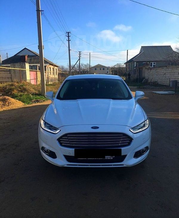 Ford Mondeo, 2015 год, 890 000 руб.