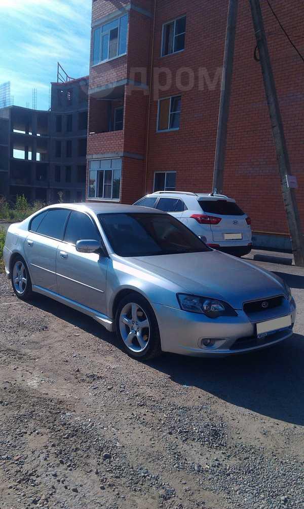 Subaru Legacy, 2004 год, 450 000 руб.