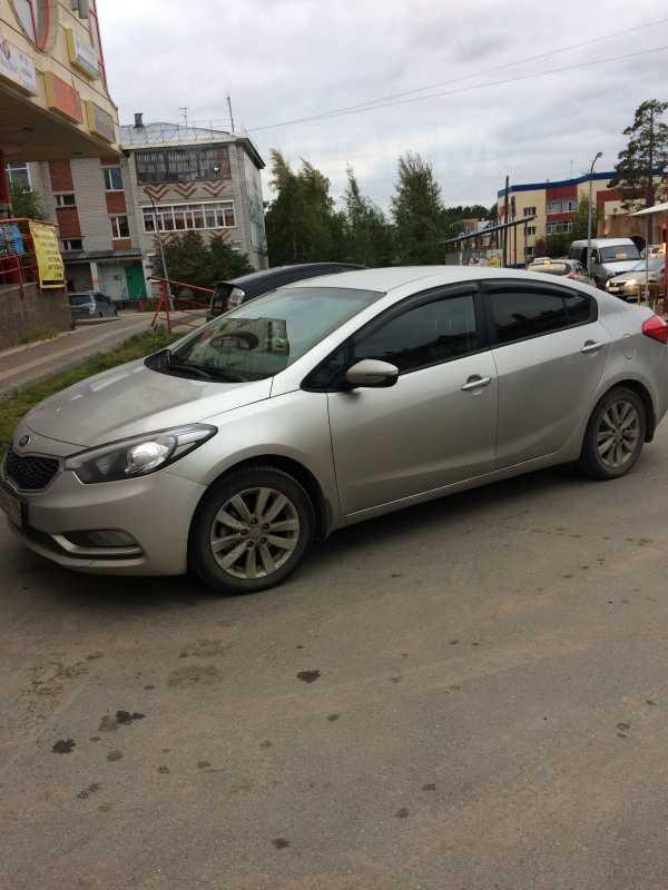 Kia Cerato, 2013 год, 670 000 руб.