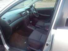 Тулун Corolla Runx 2001
