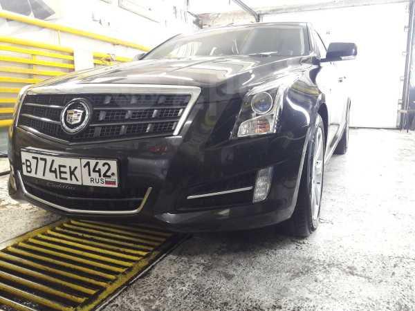Cadillac ATS, 2013 год, 1 350 000 руб.