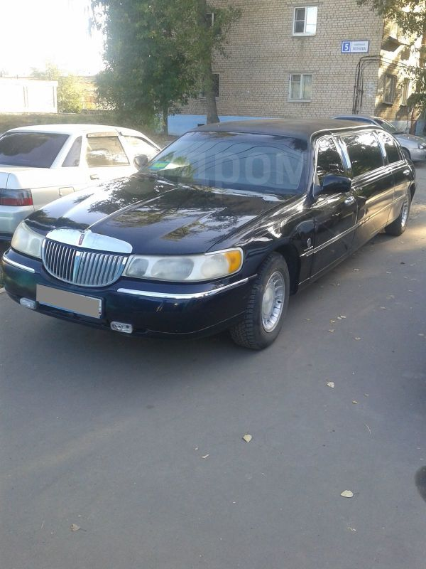 Lincoln Town Car, 2000 год, 350 000 руб.