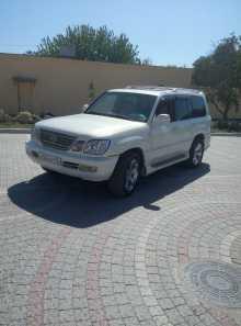 Севастополь LX470 1999