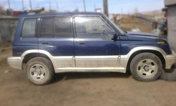 Suzuki Escudo, 1995 год, 235 000 руб.
