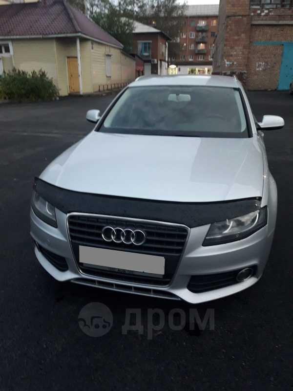Audi A4, 2010 год, 790 000 руб.