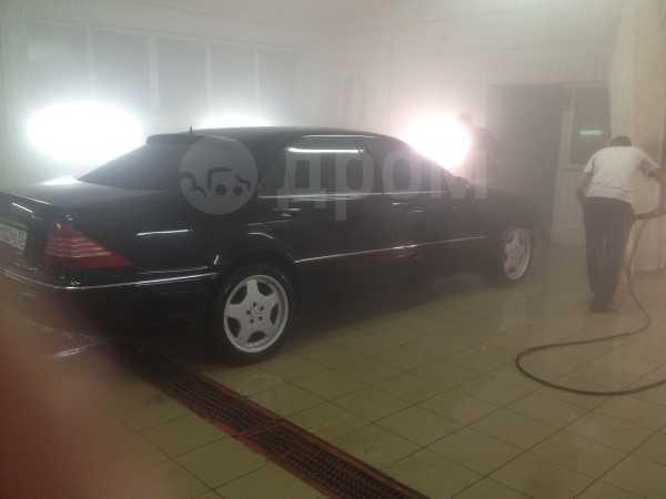 Mercedes-Benz S-Class, 2003 год, 299 999 руб.