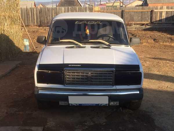 Лада 2107, 2005 год, 90 000 руб.