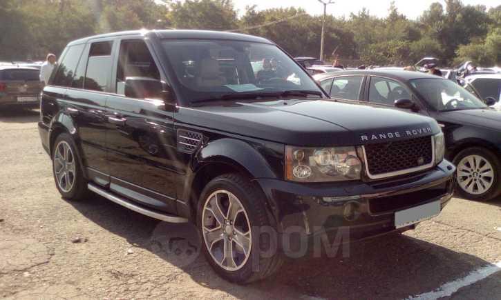 Land Rover Range Rover Sport, 2004 год, 1 200 000 руб.
