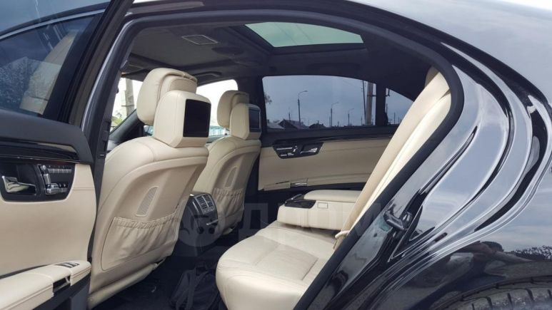 Mercedes-Benz S-Class, 2012 год, 2 300 000 руб.