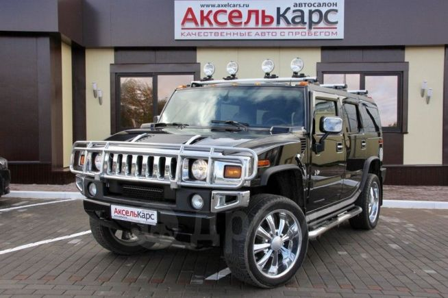 Hummer H2, 2005 год, 1 190 000 руб.