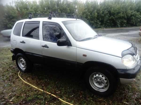 Chevrolet Niva, 2004 год, 150 000 руб.