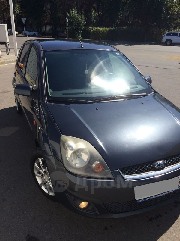 Ford Fiesta, 2007 год, 290 000 руб.