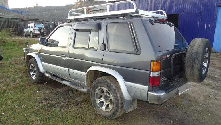 Nissan Terrano, 1995 год, 260 000 руб.