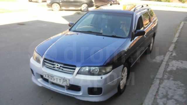 Nissan Avenir Salut, 1998 год, 150 000 руб.