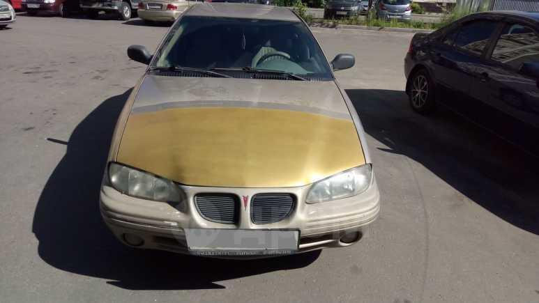 Pontiac Grand Am, 1995 год, 80 000 руб.
