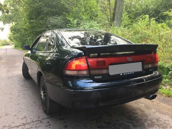 Mazda 626, 1995 год, 103 000 руб.