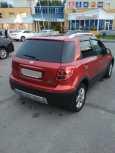 Fiat Sedici, 2008 год, 380 000 руб.