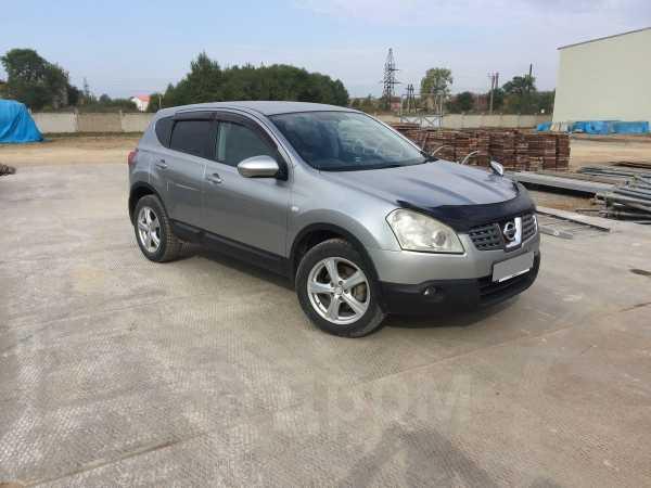 Nissan Dualis, 2008 год, 590 000 руб.