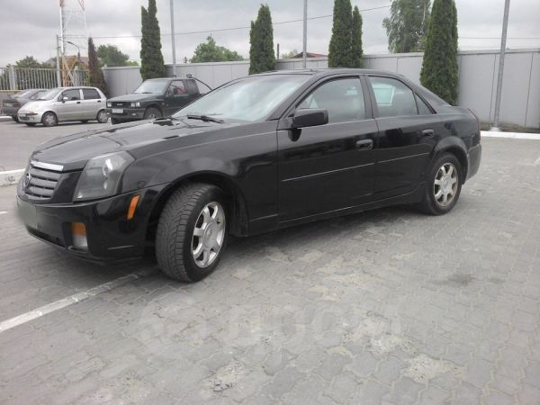 Cadillac CTS, 2002 год, 580 000 руб.