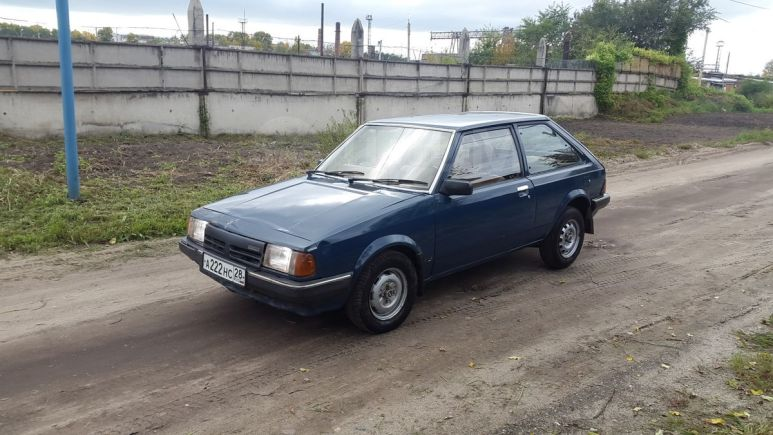 Ford Laser, 1984 год, 150 000 руб.