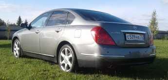 Юргинское Nissan Teana 2006