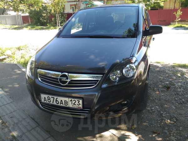 Opel Zafira, 2011 год, 550 000 руб.
