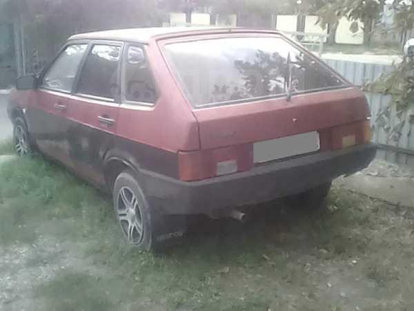 Лада 2109, 1992 год, 10 000 руб.