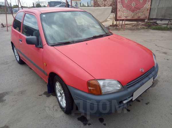 Toyota Starlet, 1998 год, 110 000 руб.