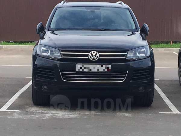 Volkswagen Touareg, 2012 год, 1 525 000 руб.