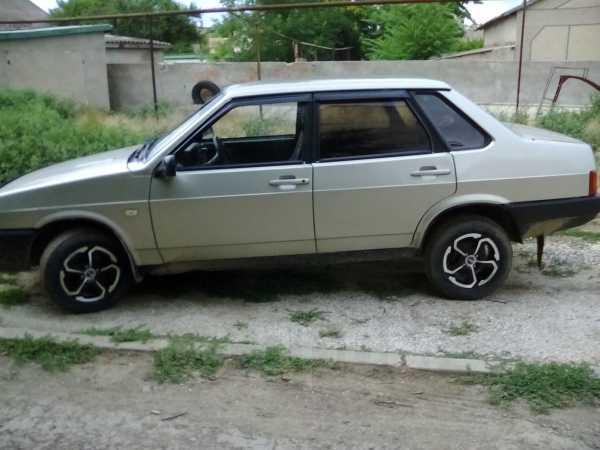 Лада 21099, 1998 год, 130 000 руб.