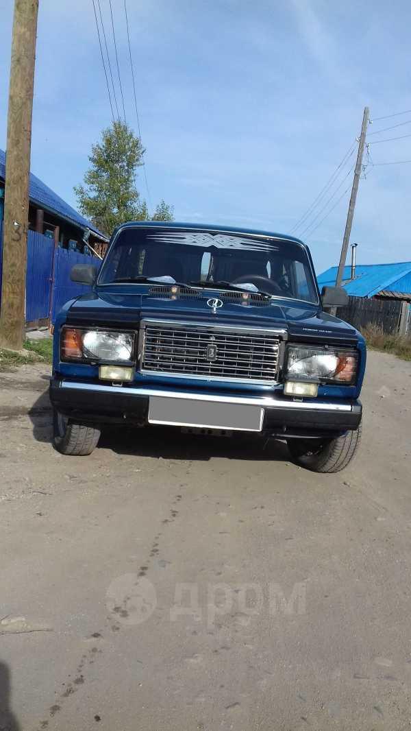 Лада 2107, 2003 год, 100 000 руб.