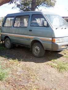 Партизанск Ниссан Ванетт 1990