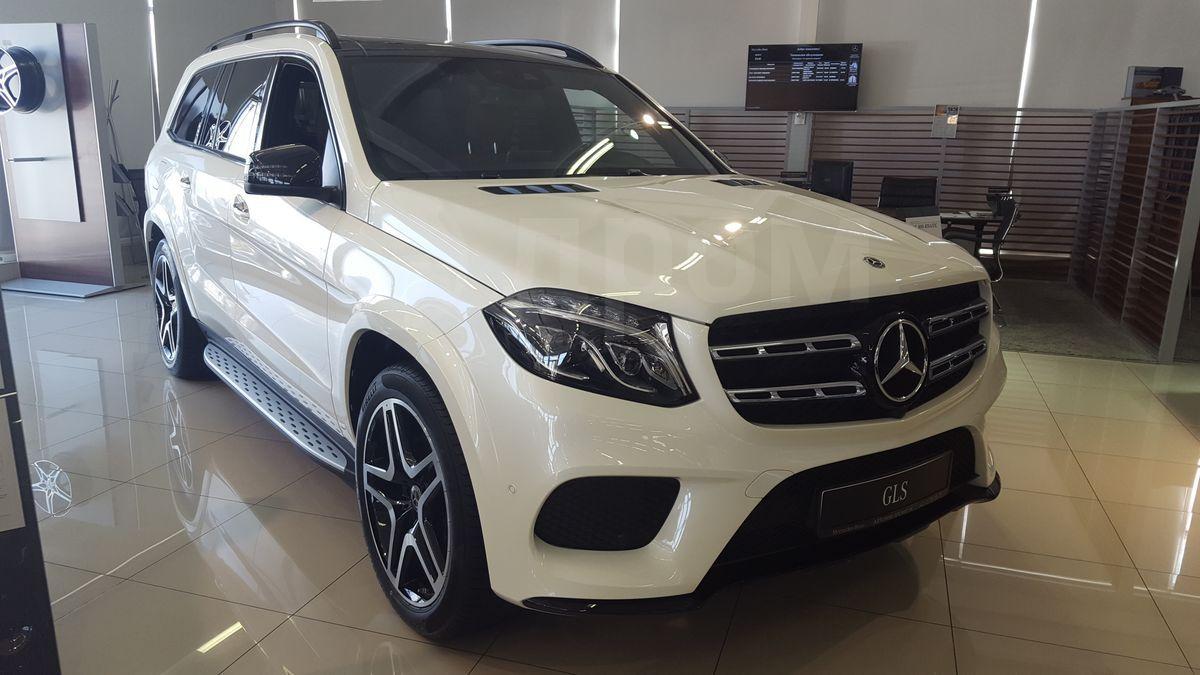 MercedesBenz GLSClass 400 4MATIC Особая серия 012016