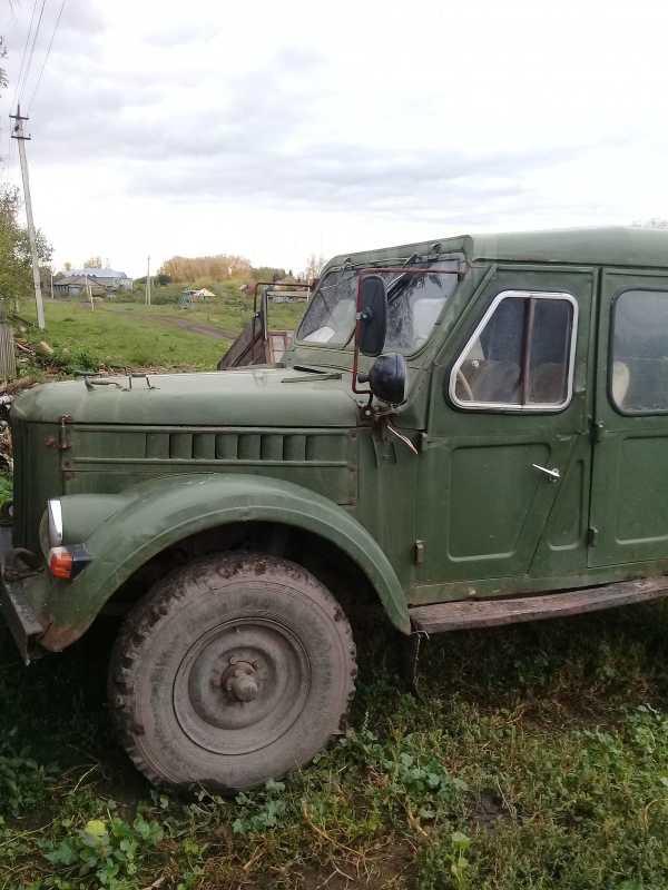 ГАЗ 69, 1966 год, 65 000 руб.