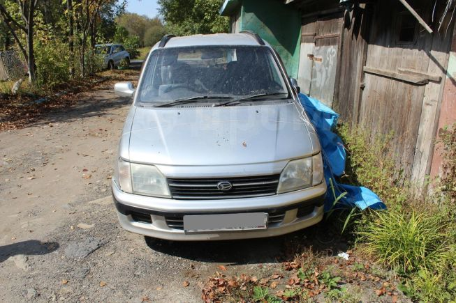 Daihatsu Pyzar, 1999 год, 55 000 руб.