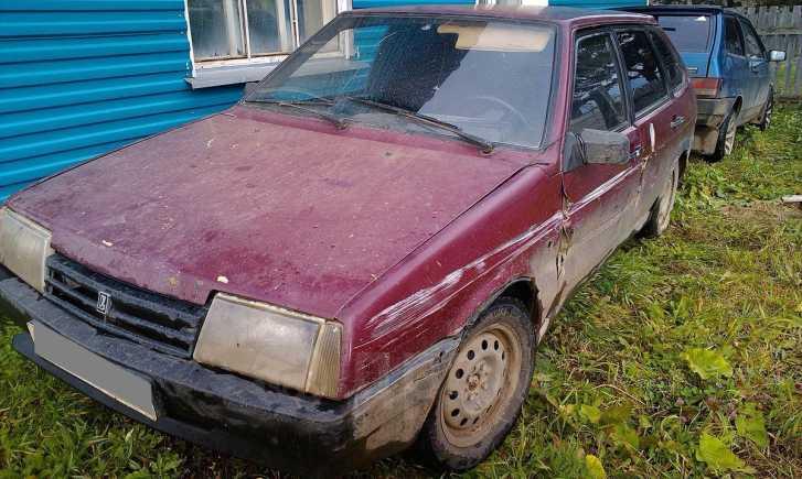 Лада 2109, 1999 год, 20 000 руб.