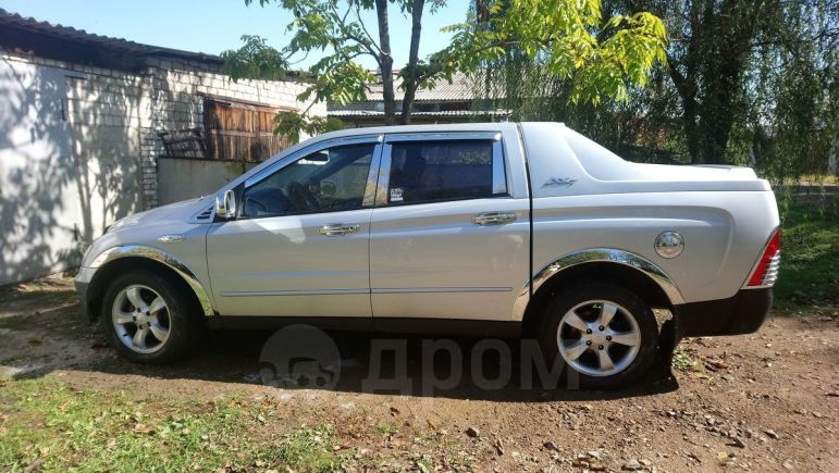 SsangYong Actyon Sports, 2006 год, 360 000 руб.