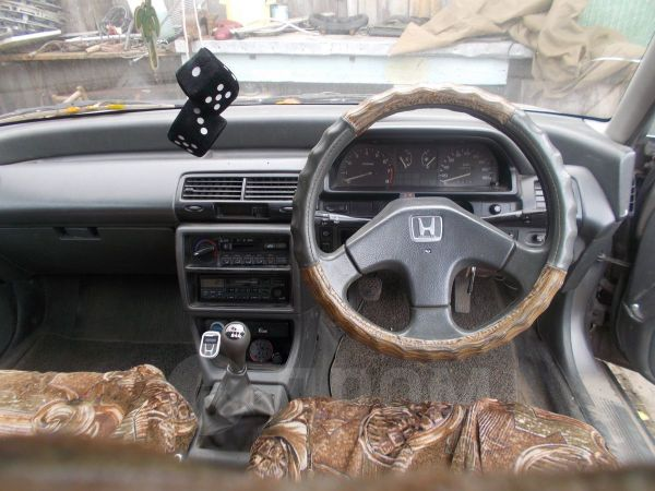 Honda Civic, 1989 год, 50 000 руб.