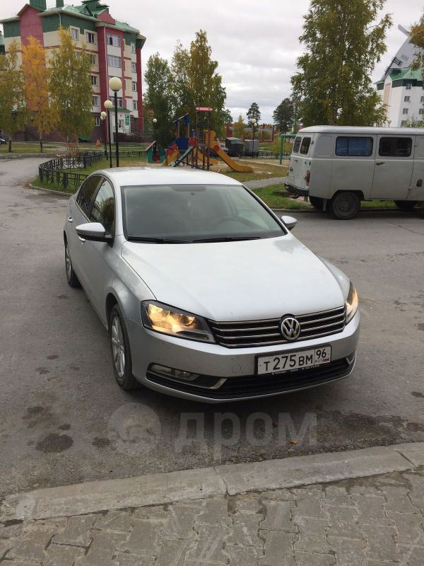 Volkswagen Passat, 2011 год, 550 000 руб.