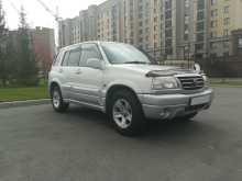 Suzuki Escudo, 2001 г., Новосибирск